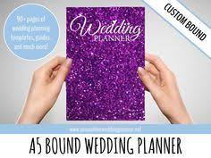 printable wedding planner diy wedding organizer ultimate wedding