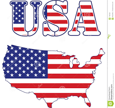 Us Flag Vector Free Download Royalty Free Us Map Images 15513395 A 3d Us Map With Flag Of The