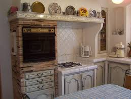 white vintage french kitchen