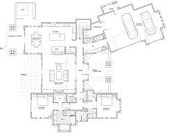 baby nursery one story house plans with two master suites house