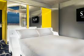 The Hotel Creates A Virtual by Story Tower King Sls Las Vegas