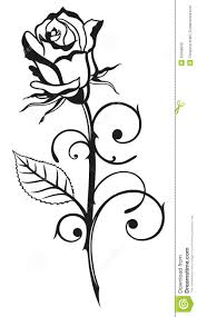 design flower rose drawing wilting rose drawing at getdrawings com free for personal use