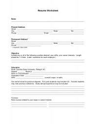 Pdf Resume Templates Resume Template 81 Awesome Templates For Word Format With File