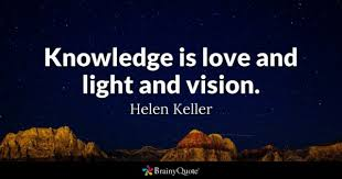 Quotes About Light Helen Keller Quotes Brainyquote