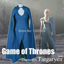Daenerys Targaryen Costume Daenerys Targaryen Costume Game Of Thrones Cosplay Cool Dress