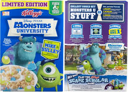 monsters university cereal mrbreakfast
