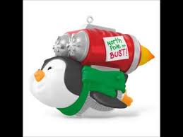 2016 fly jet pack penguin hallmark keepsake ornament hooked on