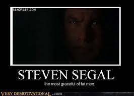 Fat Jokes Meme - steven seagal fat jokes gif by cheezburger find share on giphy