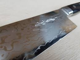 japanese steel kitchen knives premium japanese damascus steel kitchen knife shogun 165mm nakiri