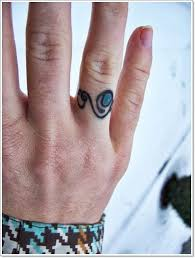 the 25 best ring tattoo designs ideas on pinterest wedding ring