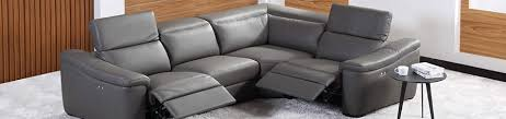 Corner Recliner Leather Sofa Recliners Sofas And Corner Recliner Sofas With Manual Or Electric