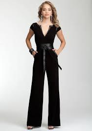Formal Jumpsuits For Wedding Best 25 Black Jumpsuit Ideas On Pinterest Backless Jumpsuit