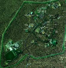 Satellite View Map About Camp David Camp David On Google Maps And Google Earth