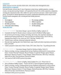 recruiting manager resume template pretty recruiting manager resumes ideas exle resume ideas
