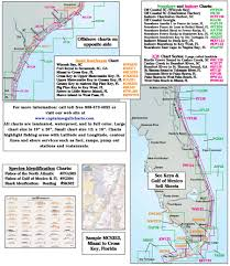 Map Of Florida East Coast Beaches by Coastline Layout Captain Segull U0027s
