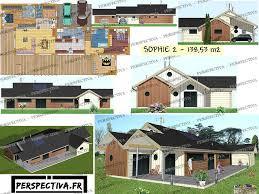plan de maison de plain pied avec 4 chambres plans 3d gratuits de maisons en bois et exemples de dessins de