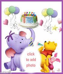 happy birthday pooh bear imikimi