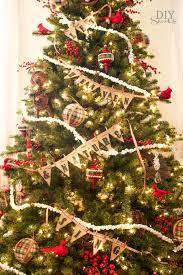 diy upside down christmas tree christmas lights decoration
