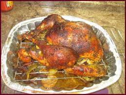 easy turkey recipe for thanksgiving thanksgiving whole turkey roast with indian spices recipe by debs