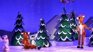 rudolph the nosed reindeer characters rudolph the nosed reindeer stage musical bows in ny today