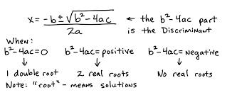 unit 1 quadratics