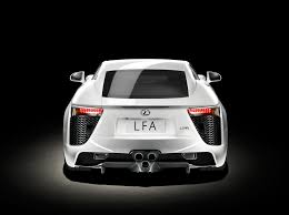 lexus vs infiniti brand you can still buy a brand new never driven lexus lfa autoguide