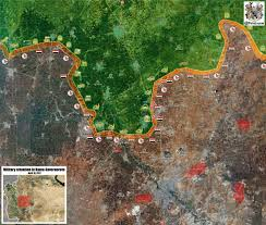 Syria Situation Map by Syrian Army Reverses All Jihadist Gains In Northern Hama Map Update