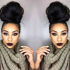 black hair buns excellent hair bun styles you will love hairstyles haircuts