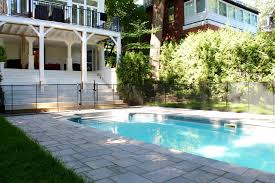 amenagement piscine exterieur paysagiste rive sud u2022 verdeko paysagement