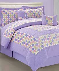 Polka Dot Comforter Queen Big Dots 6 Piece Comforter Set Bnf Home Inc