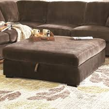 Square Leather Storage Ottoman Coffee Table by Coffee Tables Breathtaking Rectangle Black Leather Storage