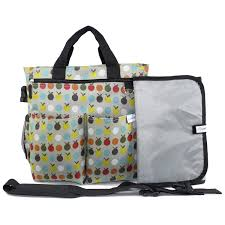 nappy changing bag by petit moi diaper bag u0026 changing mat baby