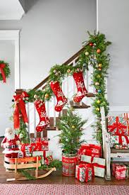 christmas decor 60 best christmas garland ideas decorating with garlands