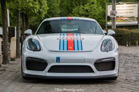 martini racing ferrari 981 cayman gt4 with martini racing livery