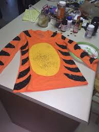Disney Tigger Halloween Costume 25 Tigger Costume Ideas Disney Costumes