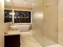 Best Master Bathroom Remodel Images On Pinterest Bathroom - Glass bathroom designs