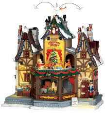 dept 56 halloween sale lemax holiday hamlet christmas shoppe sku 55026 new for 2015