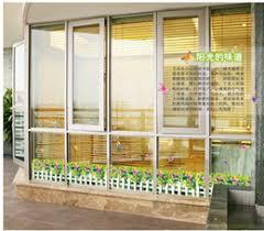 flower garden wall decals online wholesale distributors flower