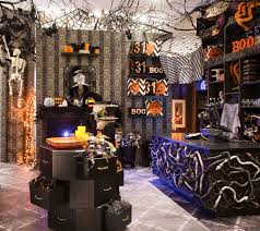 halloween house decorating games get your spook on at this halloween haven family circle