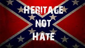 Confederate Battle Flag Meaning Heritage Not A Little History Lesson Youtube