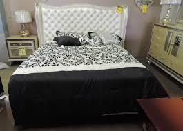 Hollywood Swank Bedroom Furniture Hollywood Swank Cal King Bed Floor Models Los Angeles