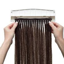 hair extension hair works 4 in 1 hair extension style caddy