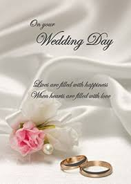 congratulations on wedding card two hearts wedding card the message inside this card reads