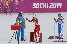 file women u0027s sprint 2014 winter olympics laurien van der graaf