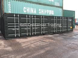 new 20ft side opening container sales units london storage