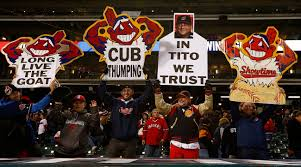 halloween city in cleveland indians u0027 chief wahoo image is ridiculous offensive u2014and should be