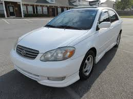 2003 toyota corolla for sale in dallas georgia 30132
