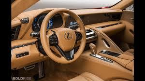 lexus brown lexus lc 500