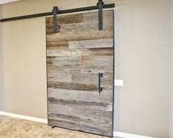 Reclaimed Wood Interior Doors Reclaimed Wood Door Interior And Exterior Grey Reclaimed