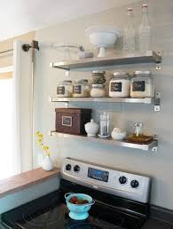 cheap kitchen storage ideas spice rack ideas for small spaces self made shelves kitchen